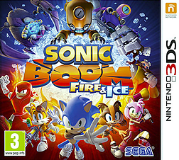 Sonic Boom: Fire & Ice2DS/3DS