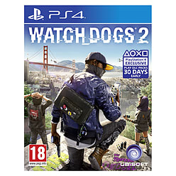 Watch Dogs 2PlayStation 4