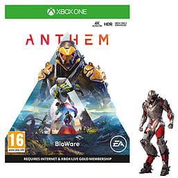 Anthem - with Exclusive Edge of Resolve Skin