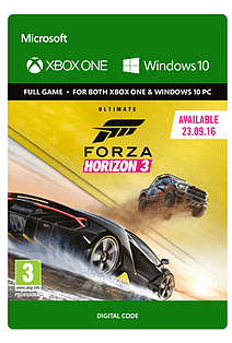 Forza Horizon 3: Ultimate Edition (Digital)