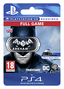 Batman Arkham VRPlayStation 4