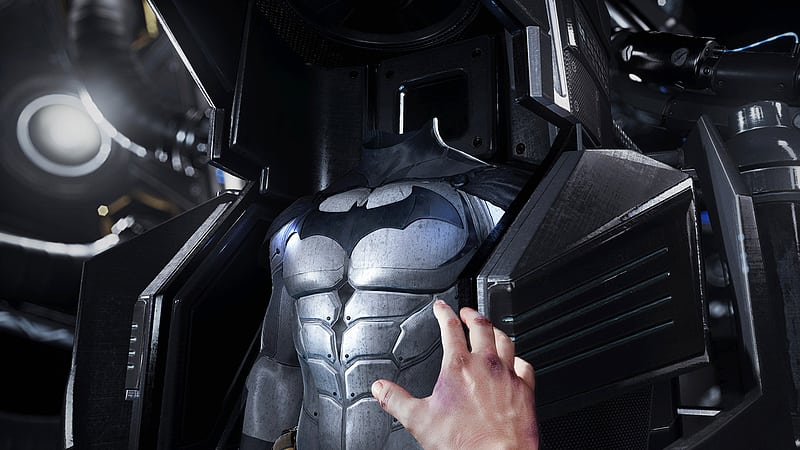 Resultado de imagem para batman arkham knight vr
