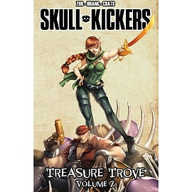 Skullkickers - Treasure Trove - Vol 02 - HCBooks