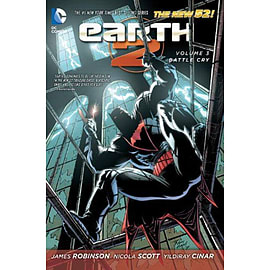 Earth 2 - Vol 03: Battle Cry - HCBooks