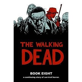 Walking Dead - Book 08 - HC (MR)Books