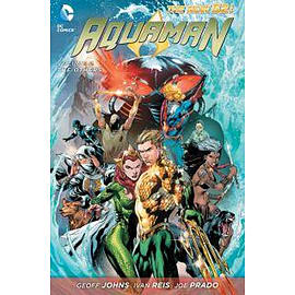 Aquaman - Vol 02: The Others - HCBooks
