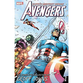 Avengers by Geoff Johns - Complete Collection Vol 01 - TPBooks