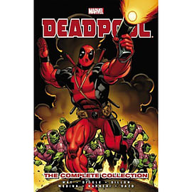 Deadpool by Daniel Way - Complete Collection Vol 01 - TPBooks