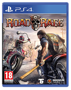 Road RagePlayStation 4Cover Art