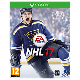 NHL 17Xbox OneCover Art