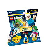 Adventure Time Level Pack - LEGO Dimensions screen shot 2