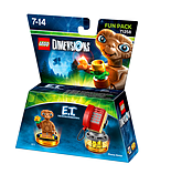 E.T. The Extra-Terrestrial Fun Pack - LEGO Dimensions screen shot 3