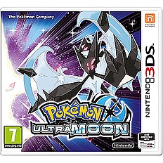 Pokémon Ultra Moon2DS/3DS