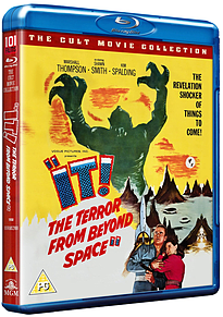 IT! THE TERROR FROM BEYOND SPACE [BLU-RAY]Blu-ray