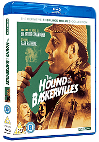 THE HOUND OF THE BASKERVILLESBlu-ray