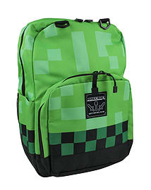 Minecraft Creeper BackpackSports Camping and Hiking