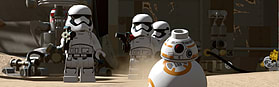 LEGO Star Wars: The Force Awakens screen shot 5