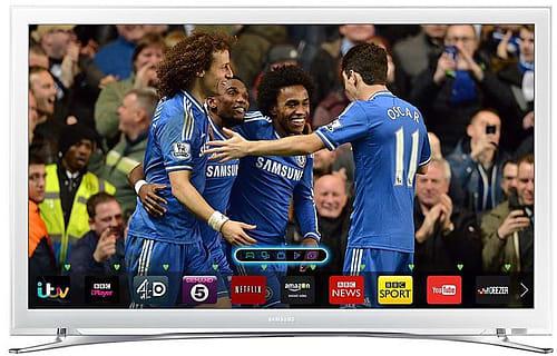 [NEW - TV and Home Cinema] Samsung UE22H5610AKXXU 22 Smart LED TV