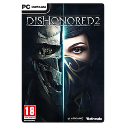 Dishonored 2PCCover Art