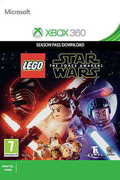 LEGO Star Wars: The Force Awakens Season Pass for XBOX360