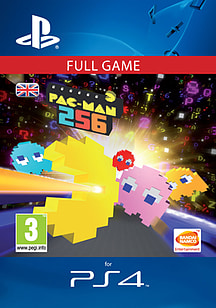 Pac Man 256 for PS4