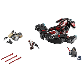 Lego Star Wars Eclipse FighterBlocks and Bricks