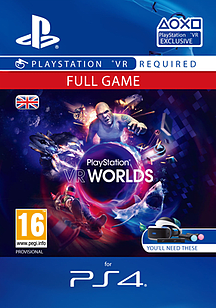 Playstation VR WorldsPlayStation 4
