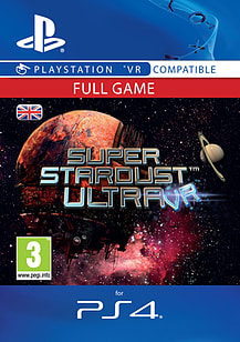 Super Stardust Ultra VRPlayStation 4
