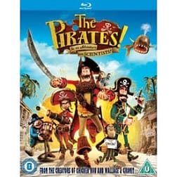 The Pirates! In An Adventure With Scientists Blu-rayBlu-ray