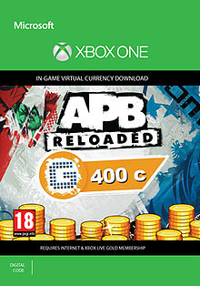 APB Reloaded: 400 G1C for XBOX ONE