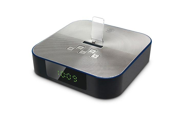 Buy Majority Titan Docking Station Speaker Alarm Dock for iPod ...