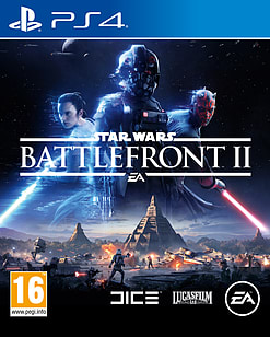 Star Wars: Battlefront IIPlayStation 4Cover Art
