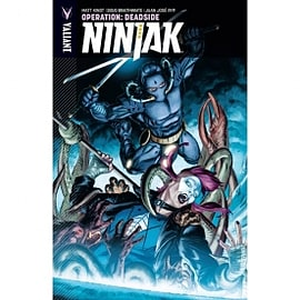 Ninjak Volume 3: Operation DeadsideBooks