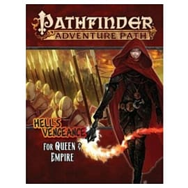Pathfinder Adventure Path #106: For Queen & Empire (Hell's Vengeance 4 of 6)Books