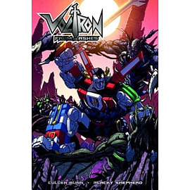Voltron From The AshesBooks