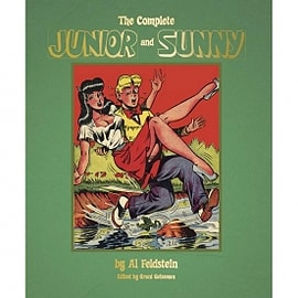 Complete Junior & Sunny By Al Feldstein Gift Edition HardcoverBooks