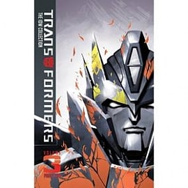 Transformers IDW Collection: Phase 2: Volume 3 HardcoverBooks