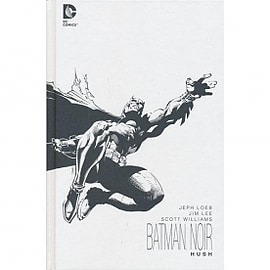 Batman Noir Hush HardcoverBooks