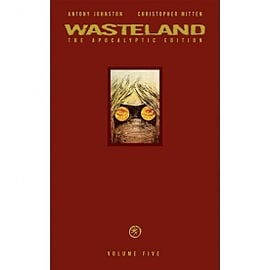 Wasteland Apocalyptic Edition Volume 5 HardcoverBooks