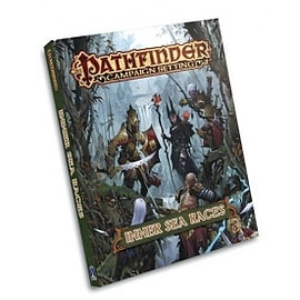 Pathfinder Campaign Setting Inner Sea Races HardcoverBooks