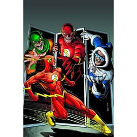 Flash By Geoff Johns TP Book OneBooks
