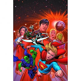Justice League United Volume 2 The Infinitus Saga HardcoverBooks