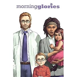 Morning Glories Volume 9Books