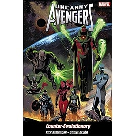 Uncanny Avengers: Counter-Evolutionary Volume 1Books