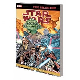 Star Wars Epic Collection Rise of the Sith VolumeBooks
