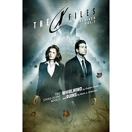 X-Files Archives Volume 1 Whirlwind & RuinsBooks