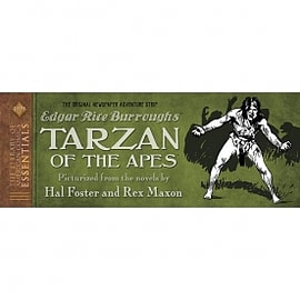 LOAC Essentials Volume 7 Tarzan Original Dailies HardcoverBooks