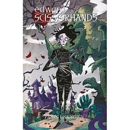 Edward Scissorhands Volume 1 Parts UnknownBooks