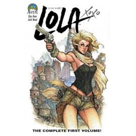 Lola XOXO TP Volume 1 The Journey HomeBooks