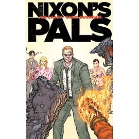 Nixons Pals HardcoverBooks